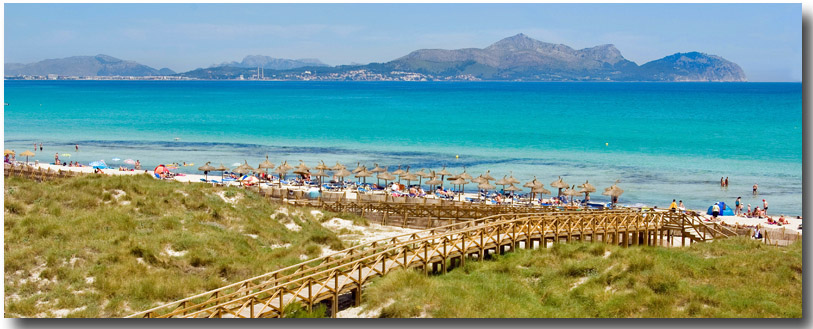 Rad und laufwoche mallorca spanien mit herbert steffny for Designhotel am strand